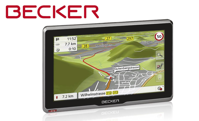 <small>Technik</small>Navigationsgerät