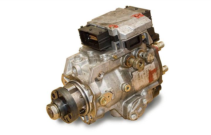 <small>Technik</small>  Dieselpumpe